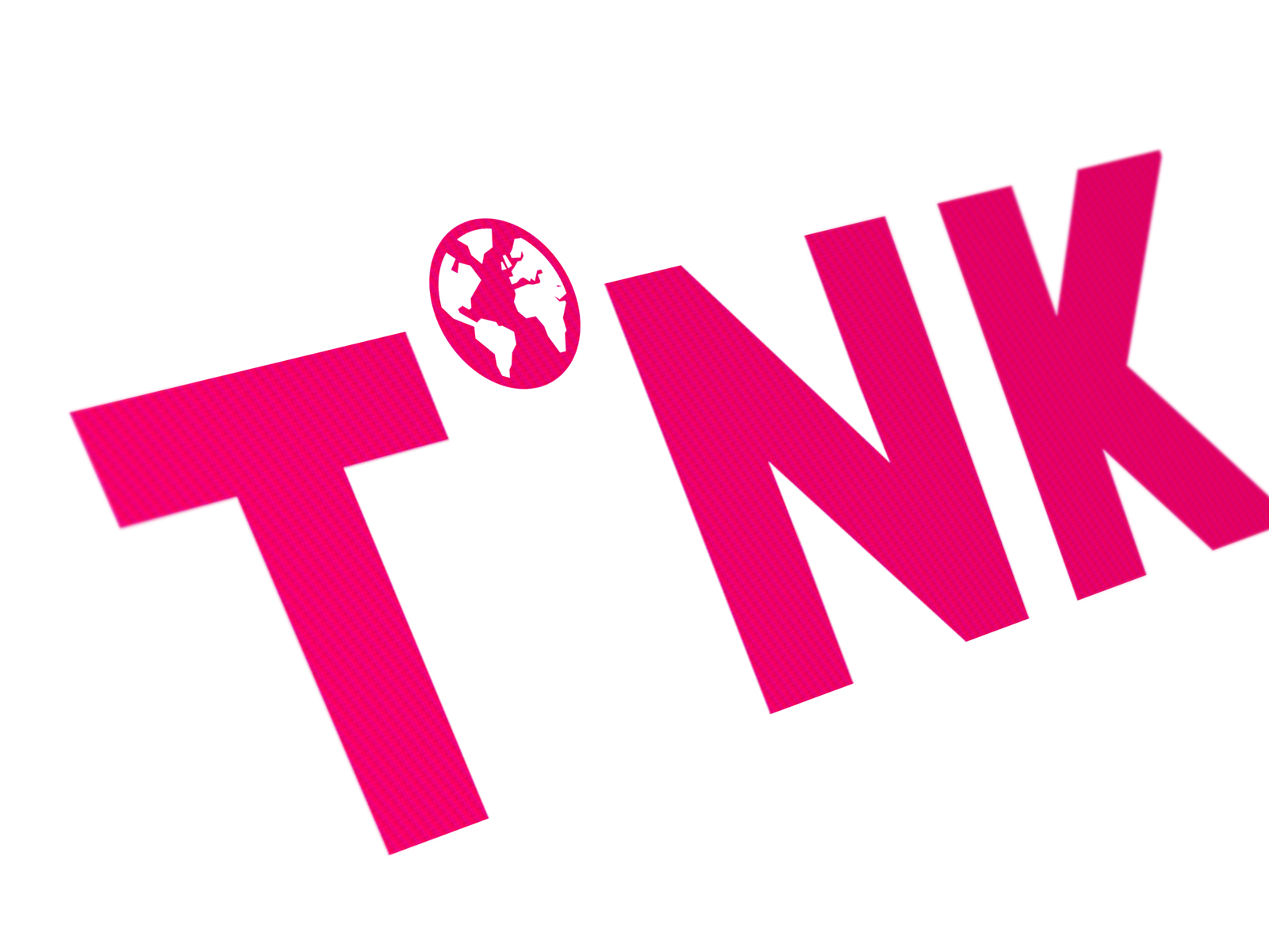 TINK logo perspective